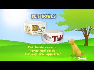 PET PRODUCTS VIDEO
